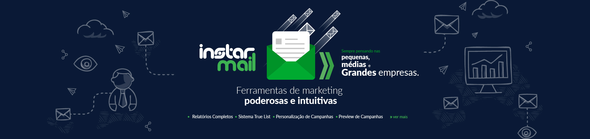 Banner E-mail Marketing