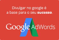 divulgue no google adwords